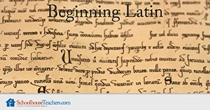 homeschool latin online