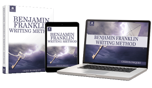 Homeschool Language Arts Benjamin Franklin Writing Method
