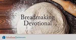 homeschool breadmaking class