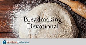 homeschool breadmaking class