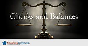 Checks and Balances Homeschool Social Studies