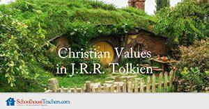 jrr tolkien christian