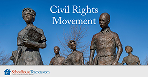 Homeschool History Civil rights Movement