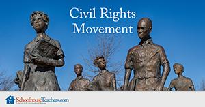 Homeschool History Civil rights Movement