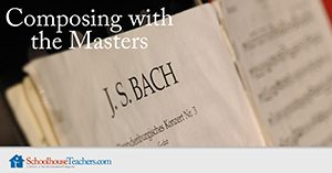Composing with the Masters Homeschool Music