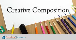 Homeschool Language Arts Creative Composition