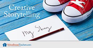 Homeschool Language Arts Creative Storytelling