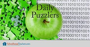 Homeschool Language Arts Daily Puzzlers