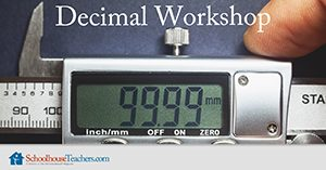 Decimal Workshop Homeschool Math