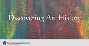 homeschool art history curriculum