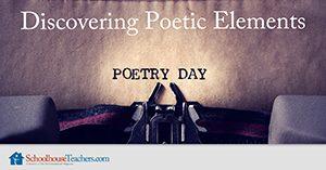 Homeschool Language Arts Discovery Poetic Elements