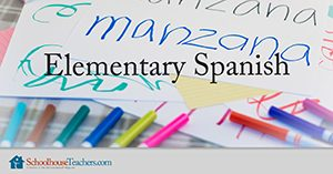 spanish curriculum for elementary