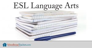 esl language arts