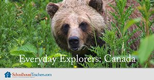Everyday Explorers Canada Homeschool Geography