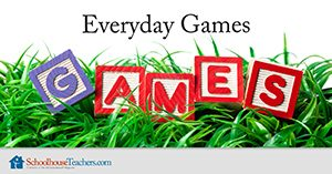 Homeschool Language Arts Everyday Games