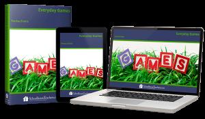 Homeschool Language Arts Everyday Games