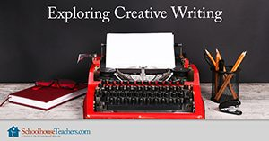 Homeschool Language Arts Exploring Creative Writing