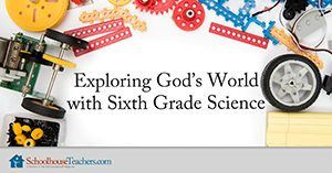 online sixth grade science lessons