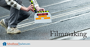 Homeschool Filmmaking Curriculum affiliate banner