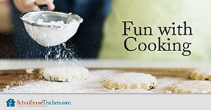 homeschool cooking curriculum