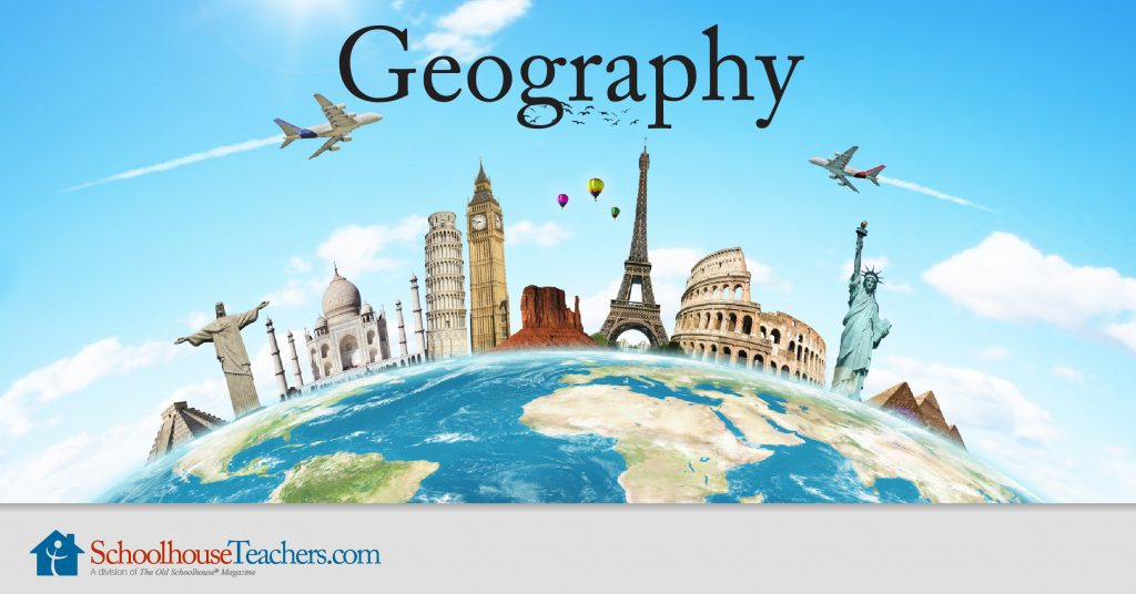 homeschool geography courses