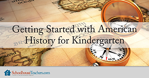 kindergarten history lessons