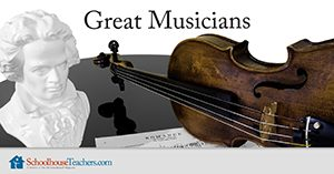 Great Musicians Homeschool Music
