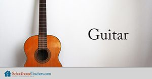 Guitar Homeschool Music
