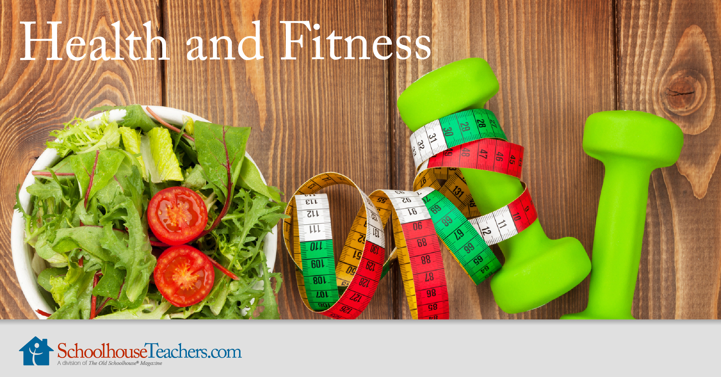 Homeschool Fitness Health Curriculum For Families