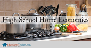 high school home economics