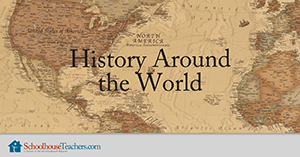 history around the world homeschool