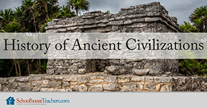 Homeschool History of Ancient Civilizations