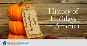 Homeschool History Holidays of America