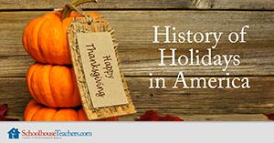 Homeschool History Holidays of America