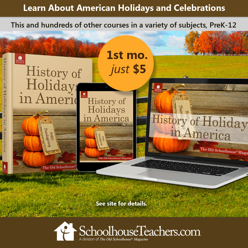 History of Holidays in America