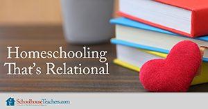 homeschooling that's relational