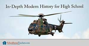 In-Depth Modern History for High School
