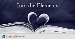 Homeschool Language Arts Into the Elements