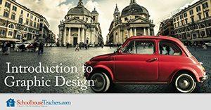 graphic design homeschool course