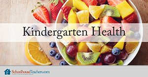 Kindergarten Health Homeschool
