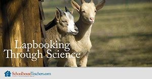 Lapbooking Through Science Homeschool Course