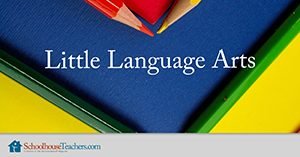 Little Language Arts Homeschool