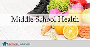 Middle School Health Homeschool
