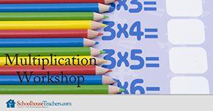 Multiplication Workshop Homeschool Math
