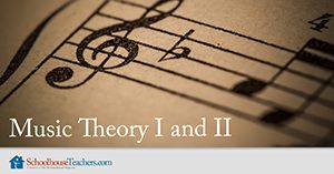 Music Theory I and II Homeschool