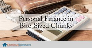 homeschool personal finance curriculum