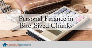 homeschool personal finance curriculum