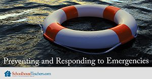 Preventing and Responding to Emergencies Homeschool Health and Fitness