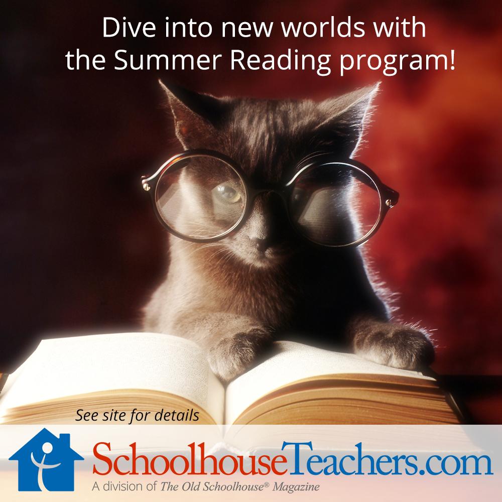 Summer Reading Program on SchoolhouseTeachers.com