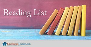 Homeschool Language Arts Reading List